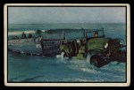 1954 Bowman Power for Peace #26   New Amphibian Assault Vehicle Front Thumbnail