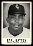 1960 Leaf #66  Earl Battey  Front Thumbnail