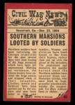 1965 A and BC England Civil War News #83   The Looters Back Thumbnail