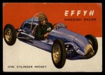 1954 Topps World on Wheels #35   Effyh Front Thumbnail