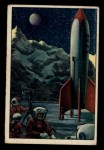1951 Bowman Jets Rockets and Spacemen #15   On the Moon Front Thumbnail