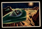 1951 Bowman Jets Rockets and Spacemen #26   Exploring in Heat Gliders Front Thumbnail