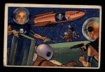 1951 Bowman Jets Rockets and Spacemen #67   Captured by Space Pirates Front Thumbnail