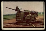 1954 Bowman Power for Peace #32   3-In-One Machine Gun Front Thumbnail