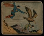 1940 Gum Inc. Superman #43   Fight in Mid-Air Front Thumbnail