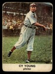 1961 Golden Press #33  Cy Young     Front Thumbnail