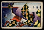 1951 Bowman Jets Rockets and Spacemen #40   Spacemen Examine Wreckage Front Thumbnail