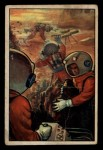 1951 Bowman Jets Rockets and Spacemen #31   Observing Martian Dust Storm Front Thumbnail