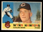 1960 Topps #536  Wynn Hawkins  Front Thumbnail