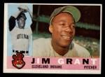 1960 Topps #14  Jim Mudcat Grant  Front Thumbnail