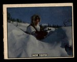1950 Topps Freedoms War #122   Snow Fighter  Front Thumbnail