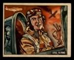 1950 Topps Freedoms War #128   Still Flying  Front Thumbnail