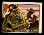 1950 Topps Freedoms War #150   Missing in Action  Front Thumbnail