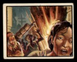 1950 Topps Freedoms War #46   Shelling of Taegu   Front Thumbnail