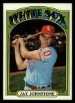 1972 Topps #233  Jay Johnstone  Front Thumbnail