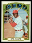 1972 Topps #291  Hal McRae  Front Thumbnail