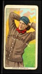 1909 T206 #207 PCH Lefty Leifield  Front Thumbnail