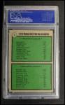 1979 Topps #3   -  Geroge Foster / Jim Rice RBI Leaders   Back Thumbnail