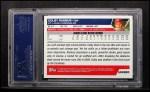 2005 Topps Update #320  Colby Rasmus  Back Thumbnail