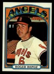 1972 Topps #541  Roger Repoz  Front Thumbnail
