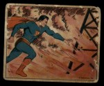 1940 Gum Inc. Superman #34   Peril in the Oil Fields Front Thumbnail