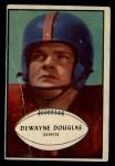 1953 Bowman #65  Dewayne Douglas  Front Thumbnail