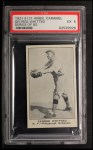 1921 E121-80 American Caramel  George Whitted  Front Thumbnail