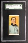 1909 T206 #2  Fred Abbott  Front Thumbnail