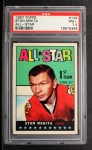 1967 Topps #126   -  Stan Mikita All-Star Front Thumbnail