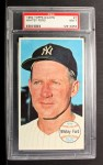 1964 Topps Giants #7  Whitey Ford   Front Thumbnail