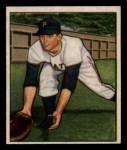1950 Bowman #244  Dale Coogan  Front Thumbnail