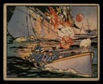 1938 Gum Inc. Horrors of War #111   Loyalists and Rebels meet in Sea Battle Front Thumbnail