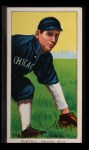 1909 T206  Billy Purtell  Front Thumbnail