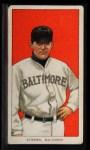 1909 T206  Sam Strang  Front Thumbnail