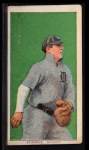1909 T206 #343  Oscar Stanage  Front Thumbnail