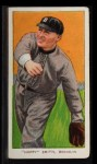 1909 T206 BRK Happy Smith  Front Thumbnail