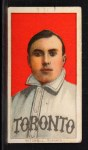 1909 T206 TOR Fred Mitchell  Front Thumbnail