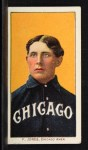1909 T206 POR Fielder Jones  Front Thumbnail