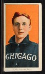 1909 T206 #122 POR Lou Fiene  Front Thumbnail