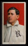1909 T206 #15  Cy Barger  Front Thumbnail