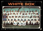 1971 Topps #289   White Sox Team Front Thumbnail