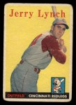1958 Topps #103  Jerry Lynch  Front Thumbnail
