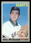 1970 Topps #337  Mike McCormick  Front Thumbnail