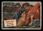 1954 Topps Scoop #73   Johnstown Flooded Front Thumbnail