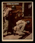 1950 Topps Freedoms War #106   Wiping Out Snipers  Front Thumbnail