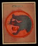 1950 Topps Freedoms War #179   66th Division  Front Thumbnail