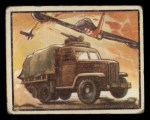 1950 Topps Freedoms War #29   Air Attack   Front Thumbnail