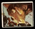 1950 Topps Freedoms War #71   Surprise Target   Front Thumbnail
