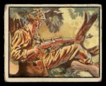 1950 Topps Freedoms War #72   Volunteer   Front Thumbnail