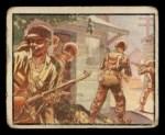 1950 Topps Freedoms War #70   Sniper Hunt   Front Thumbnail
